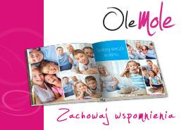 Zrób fotoksiążkę z OleMole