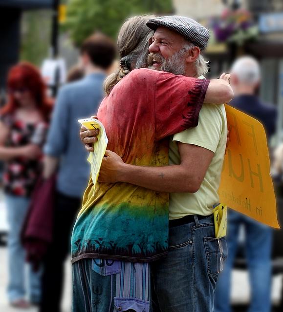 dzień przytulania