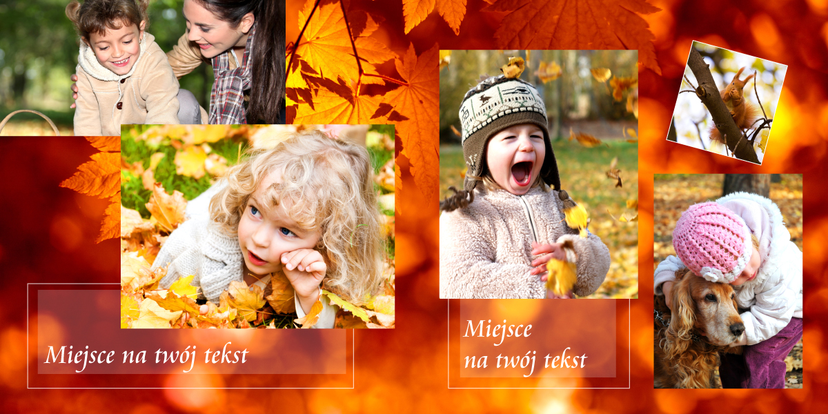 fotoksiążka jesienna